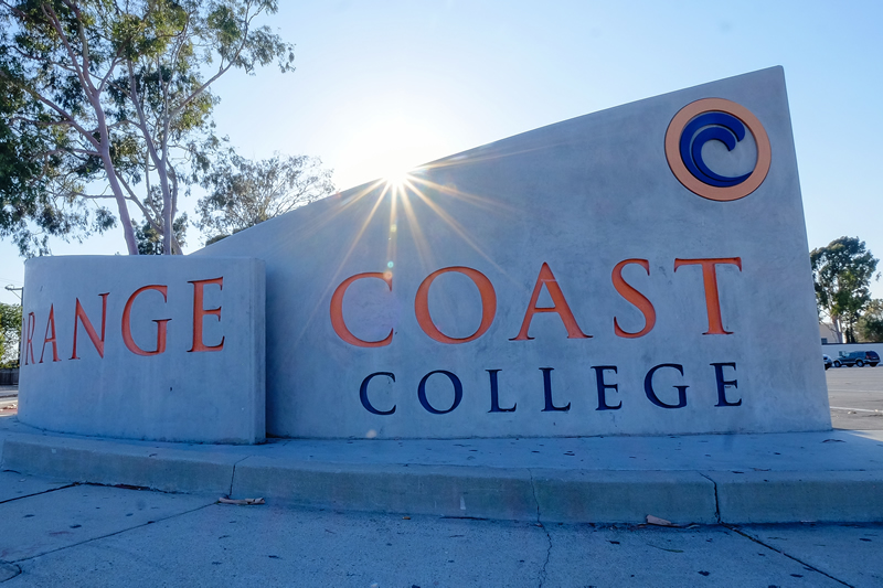 International Education Center at Orange Coast College